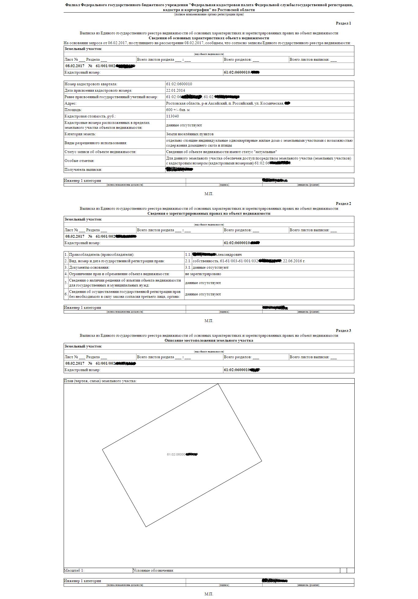 Где получить выписку из ЕГРН (ЕГРП), где взять, заказать